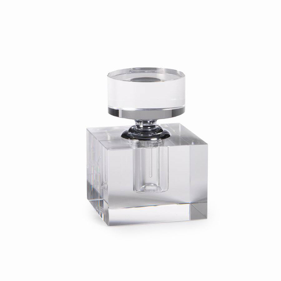 Modern Morocco Glass Perfume Bottles - Cube Bottle - CARLYLE AVENUE - 8