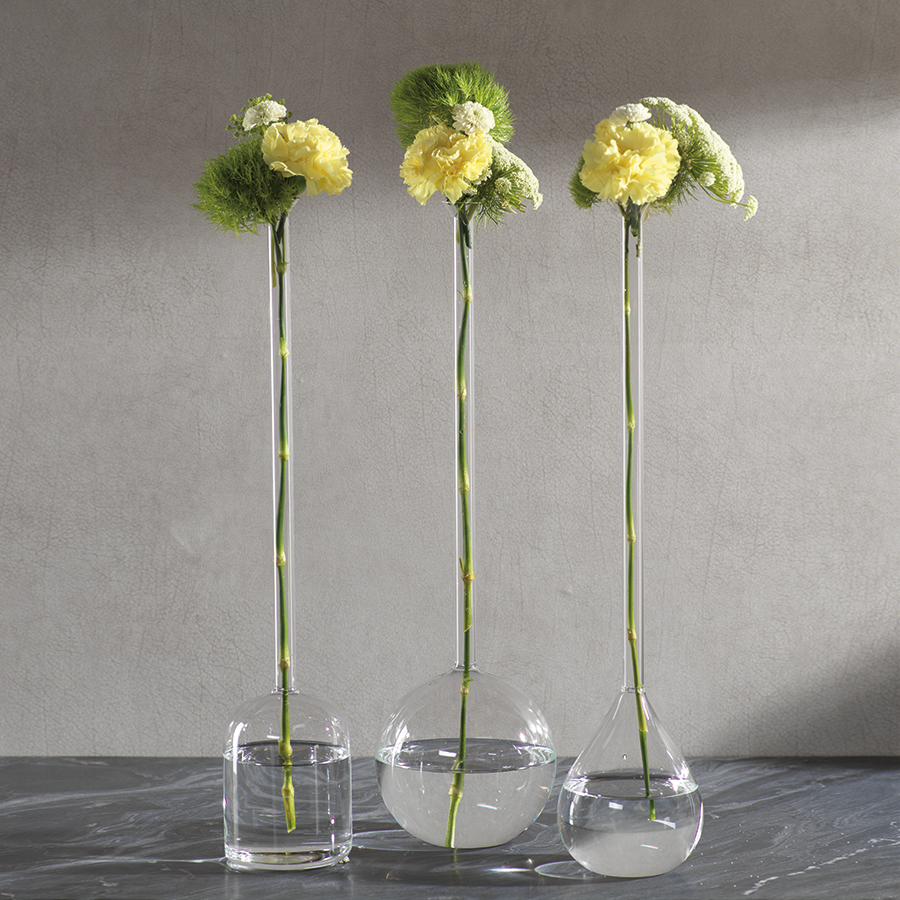 Long Neck Vases