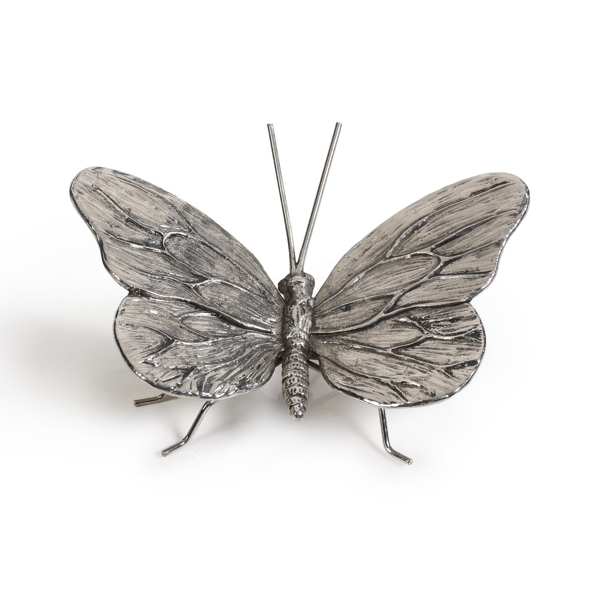 Decorative Antique Pewter Butterfly - CARLYLE AVENUE