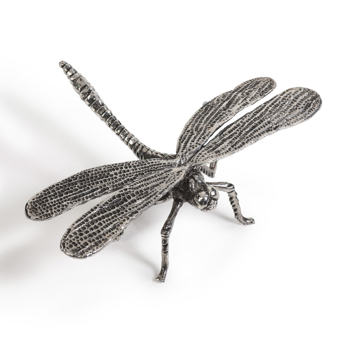 Decorative Antique Pewter Dragonfly - CARLYLE AVENUE