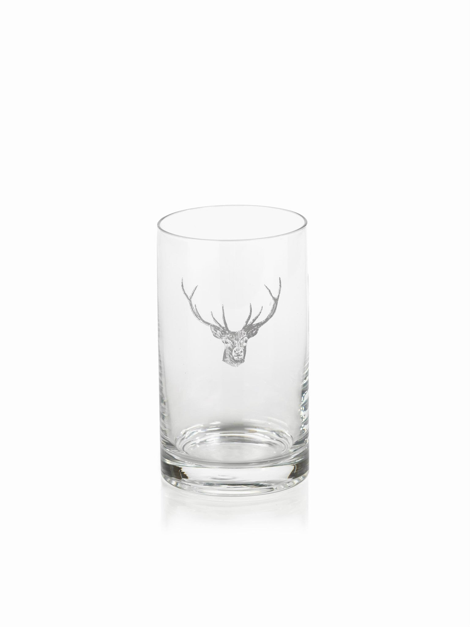 Stag Head Pitcher and Glassware - CARLYLE AVENUE