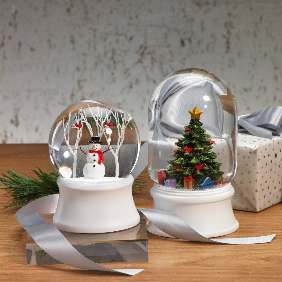 Snow Globe on White Base -  - CARLYLE AVENUE - 1