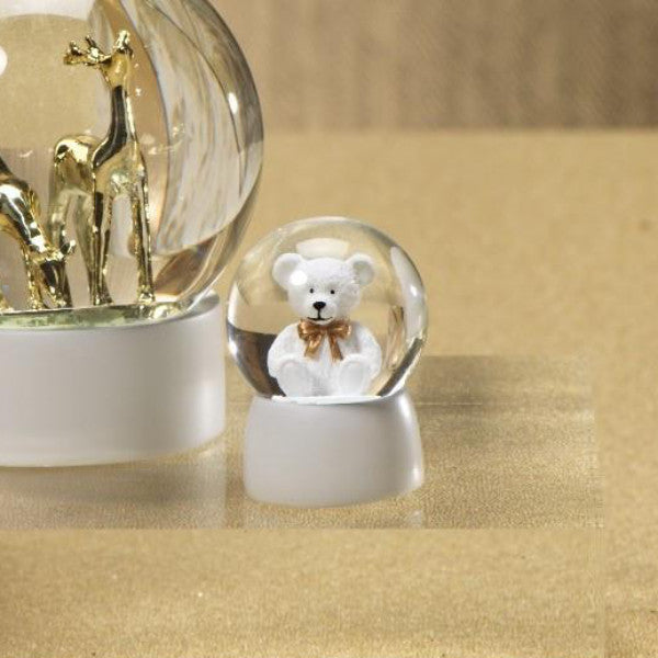 Teddy Bear Snow Globe - CARLYLE AVENUE