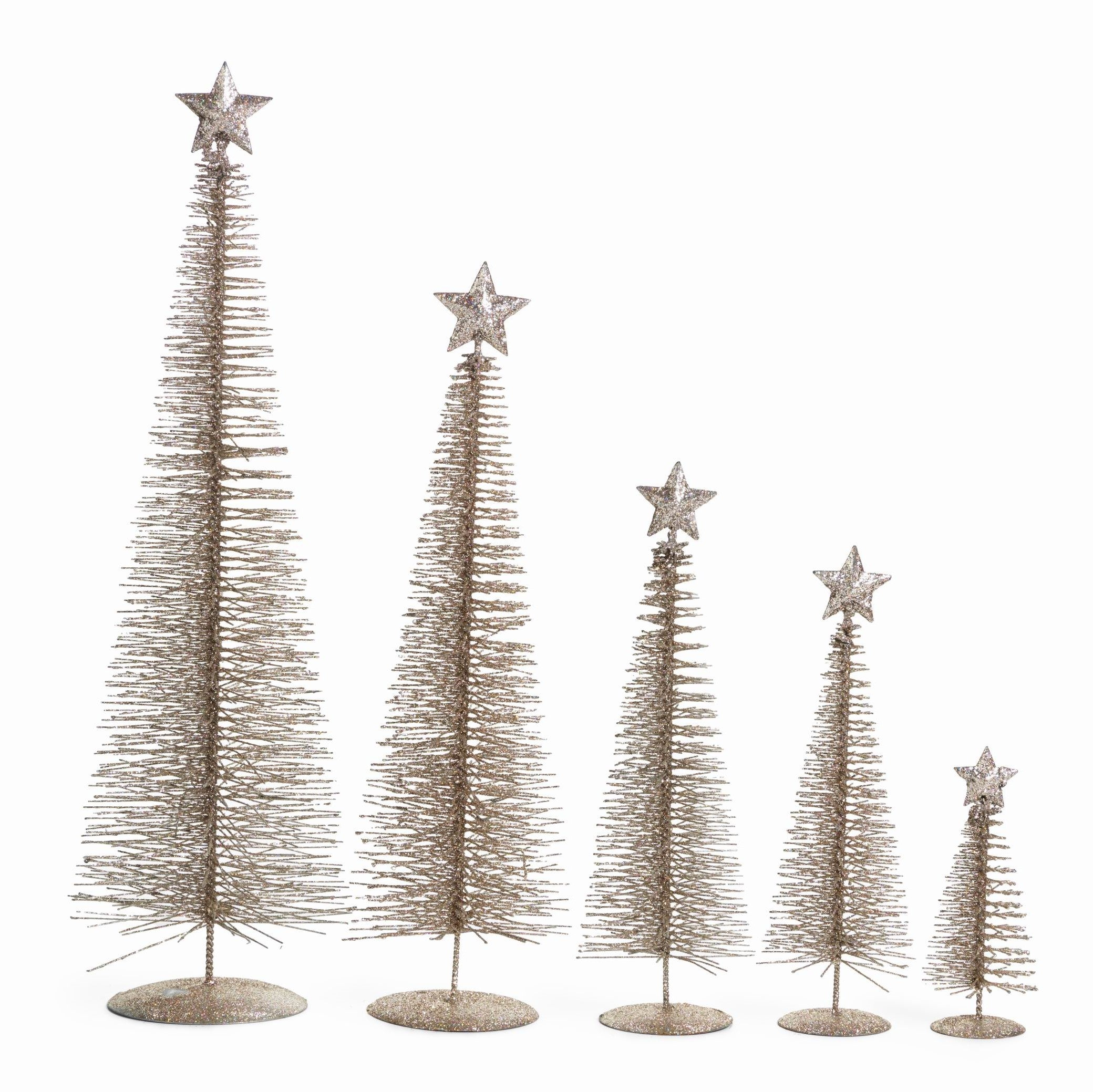 Treasure Mountain Tree - Set of Four - CARLYLE AVENUE