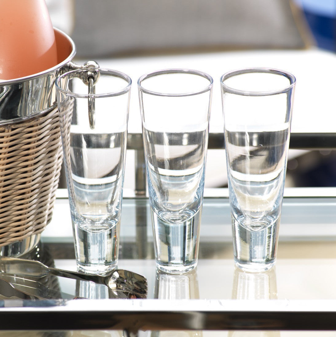 Amalfi Drinkware - Set of 4 - CARLYLE AVENUE