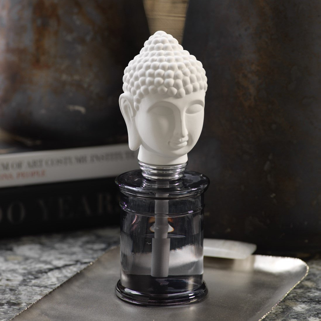 Pema Porcelain Diffuser - CARLYLE AVENUE