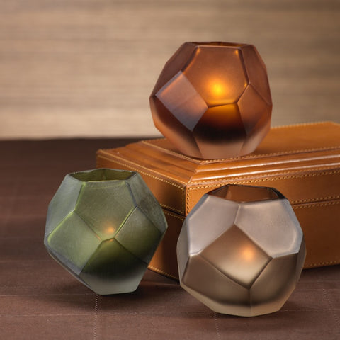 Multi-Sided Tealight Holder