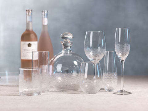 Villa Glassware Collection