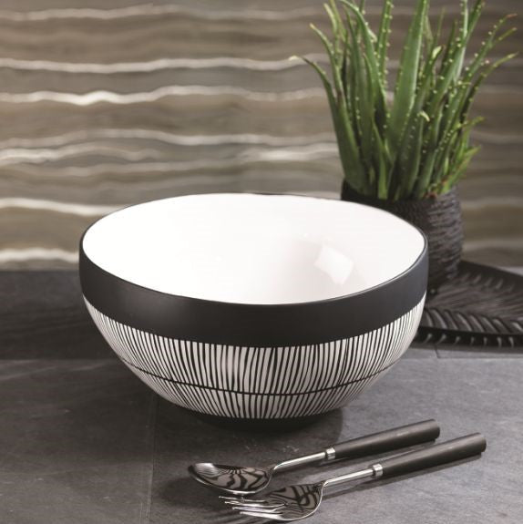 Portofino Ceramic Collection - Black - CARLYLE AVENUE