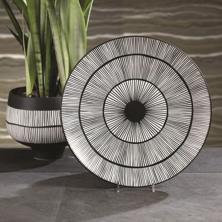 Portofino Ceramic Collection - Black