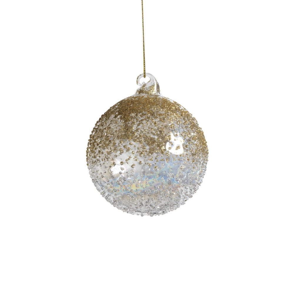 Luster Beaded Ornament