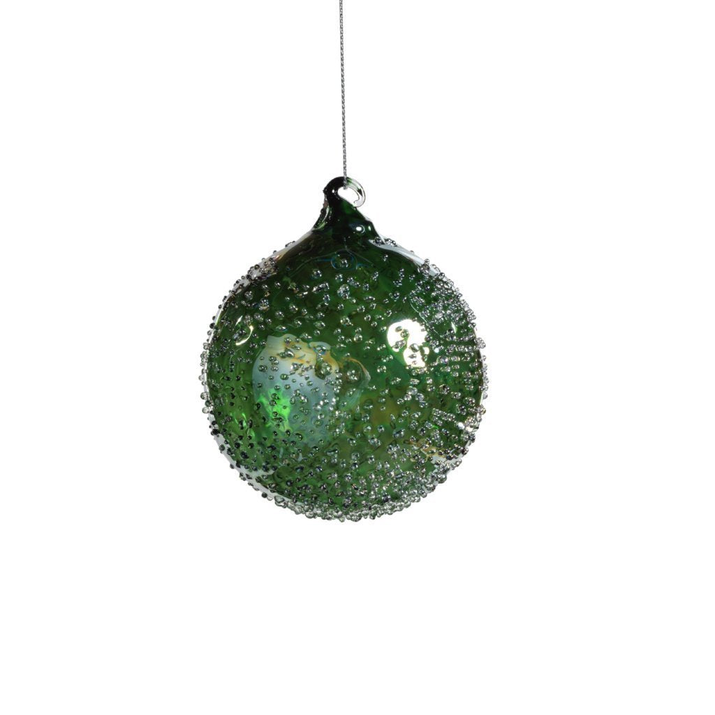 Luster Beaded Ornament - CARLYLE AVENUE