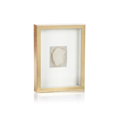 Gold Framed Crystal - CARLYLE AVENUE