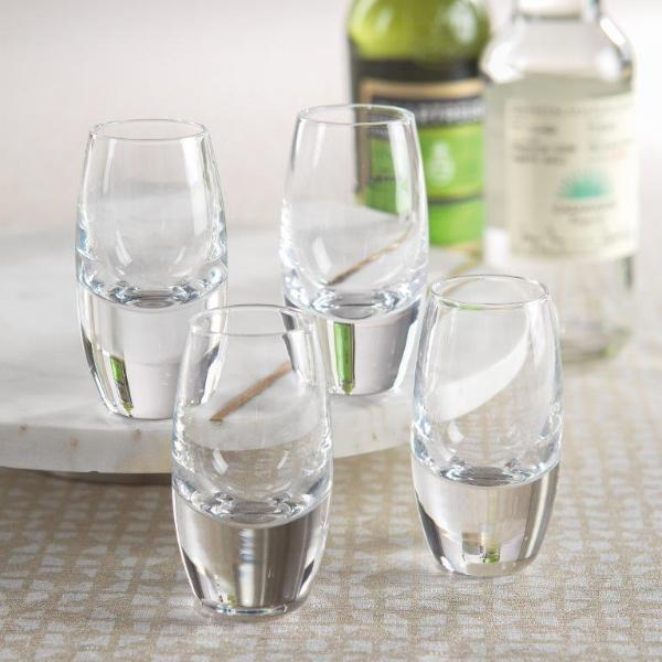 Prado Shot Glass - Set of 4 - CARLYLE AVENUE