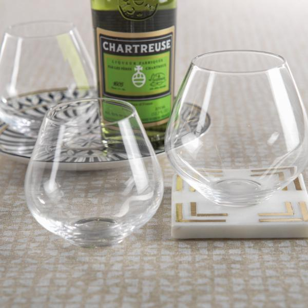 Namo Stemless Wine Glass - CARLYLE AVENUE