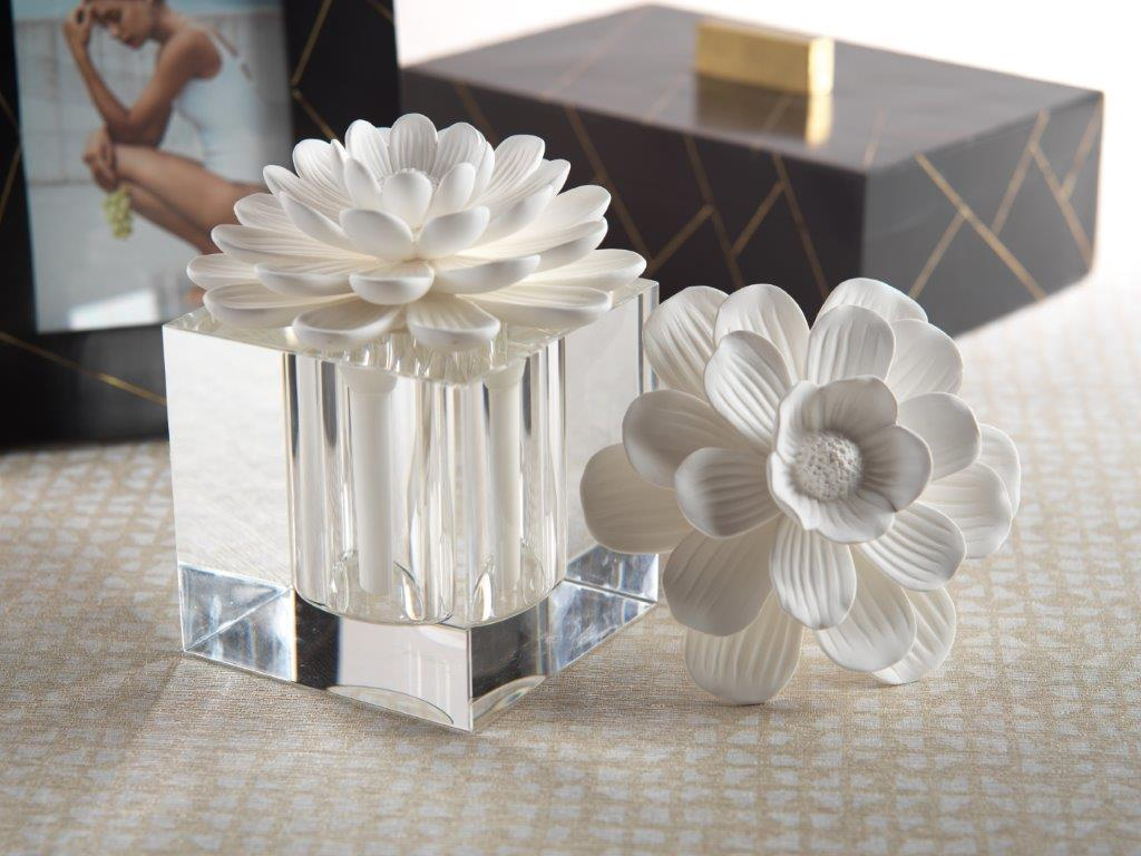 Modena Large Flower Diffuser Set - CARLYLE AVENUE