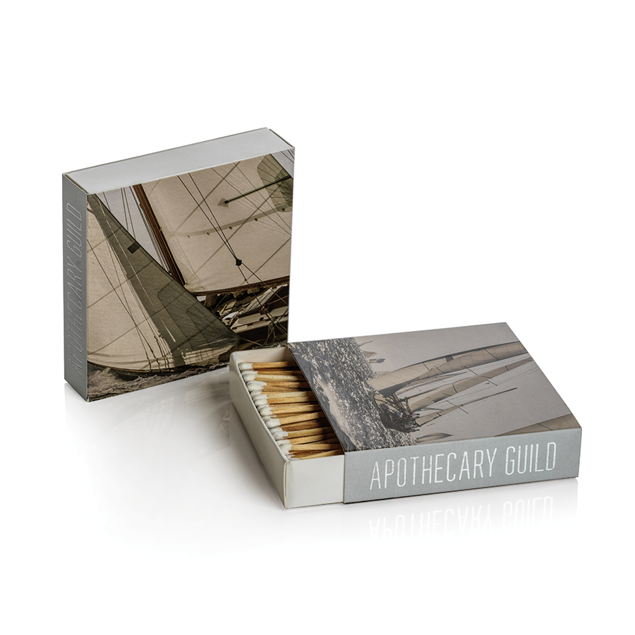 Matches - Sailing Sepia