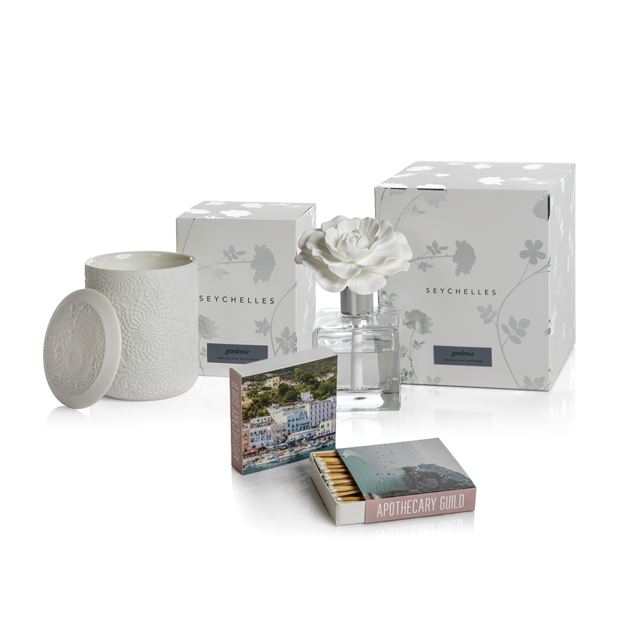 Seychelles Gift Set - CARLYLE AVENUE