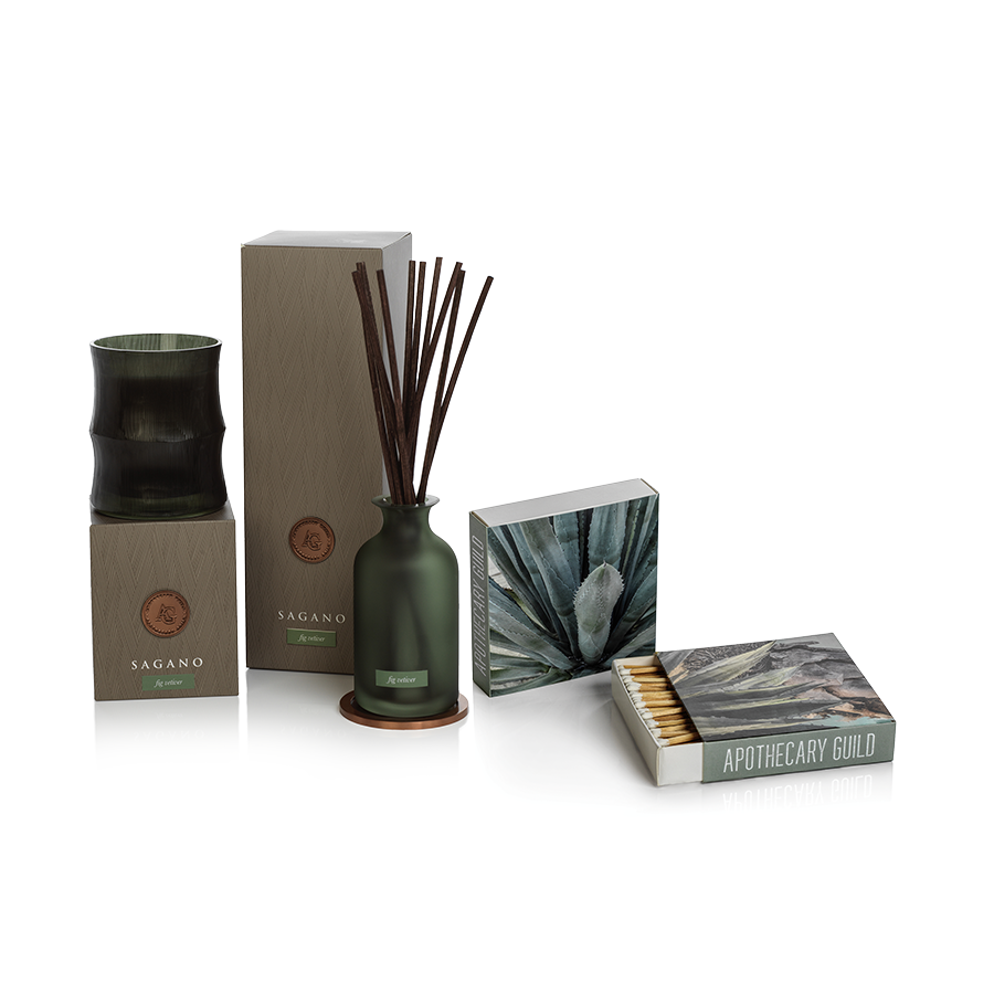 Apothecary Guild Saguano Gift Set