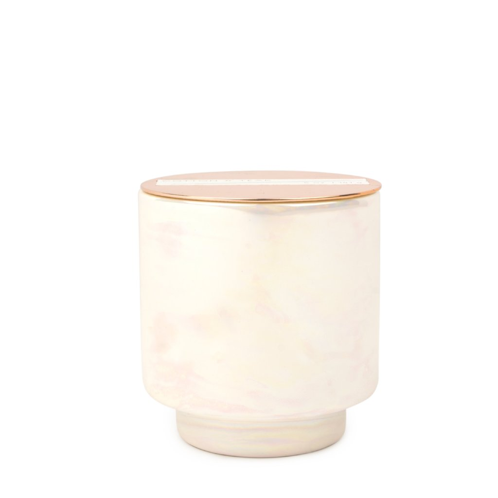 Glow Iridescent Candles with Copper Lid - CARLYLE AVENUE