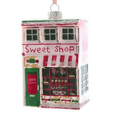 Sweet Shop Ornament