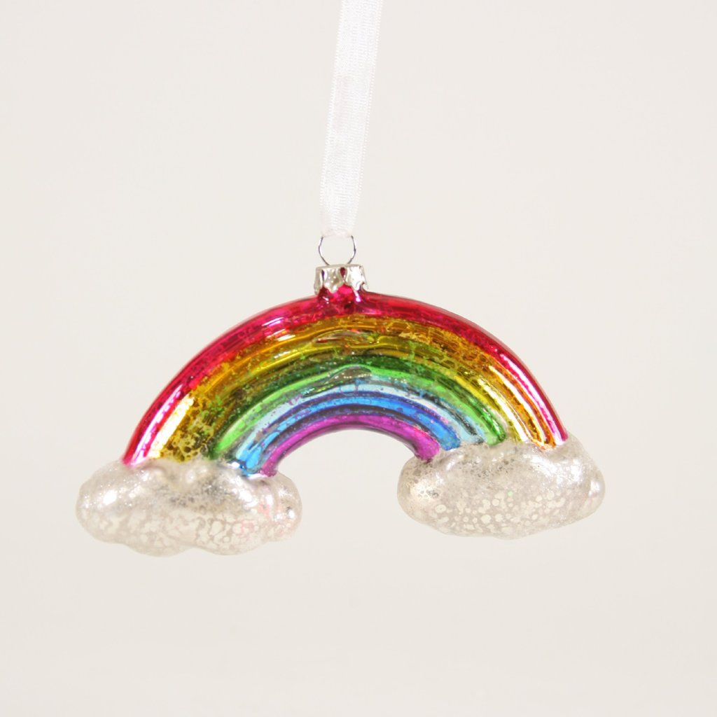 Rainbow Ornaments