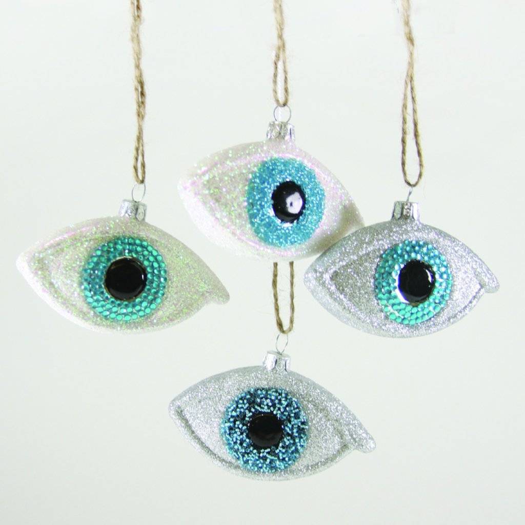 Glass Eye Ornament - CARLYLE AVENUE