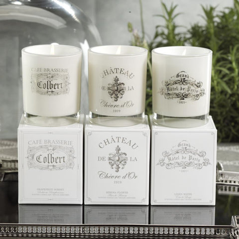 Paris Hotel Candles - Small