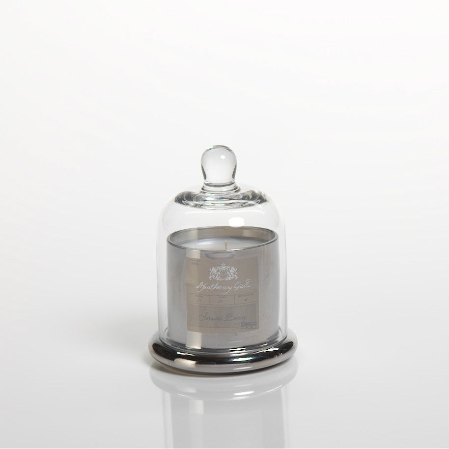 Apothecary Guild Domed Candle - Snow Berry - CARLYLE AVENUE