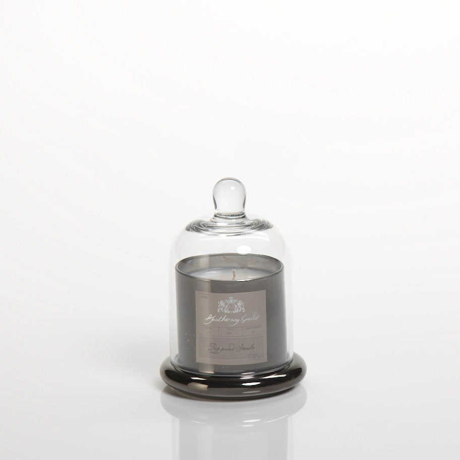 Apothecary Guild Domed Candle - Peppered Smoke - CARLYLE AVENUE