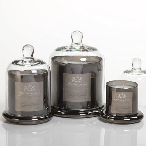 Apothecary Guild Domed Candle - Peppered Smoke