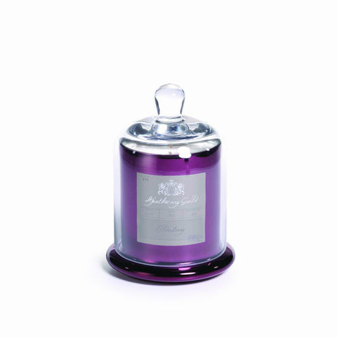 Apothecary Guild Domed Candle - Elderberry