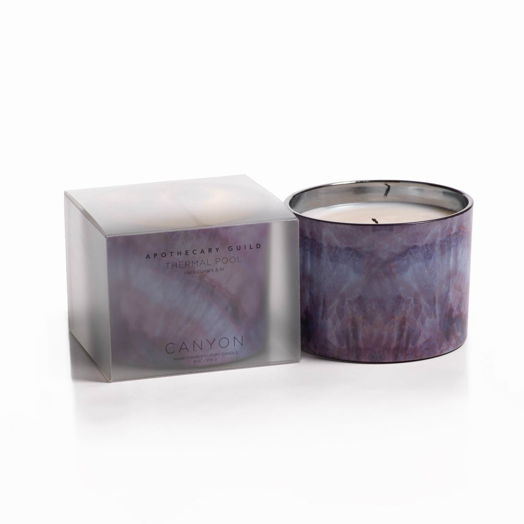 Canyon Hand Poured Luxury Candle - CARLYLE AVENUE