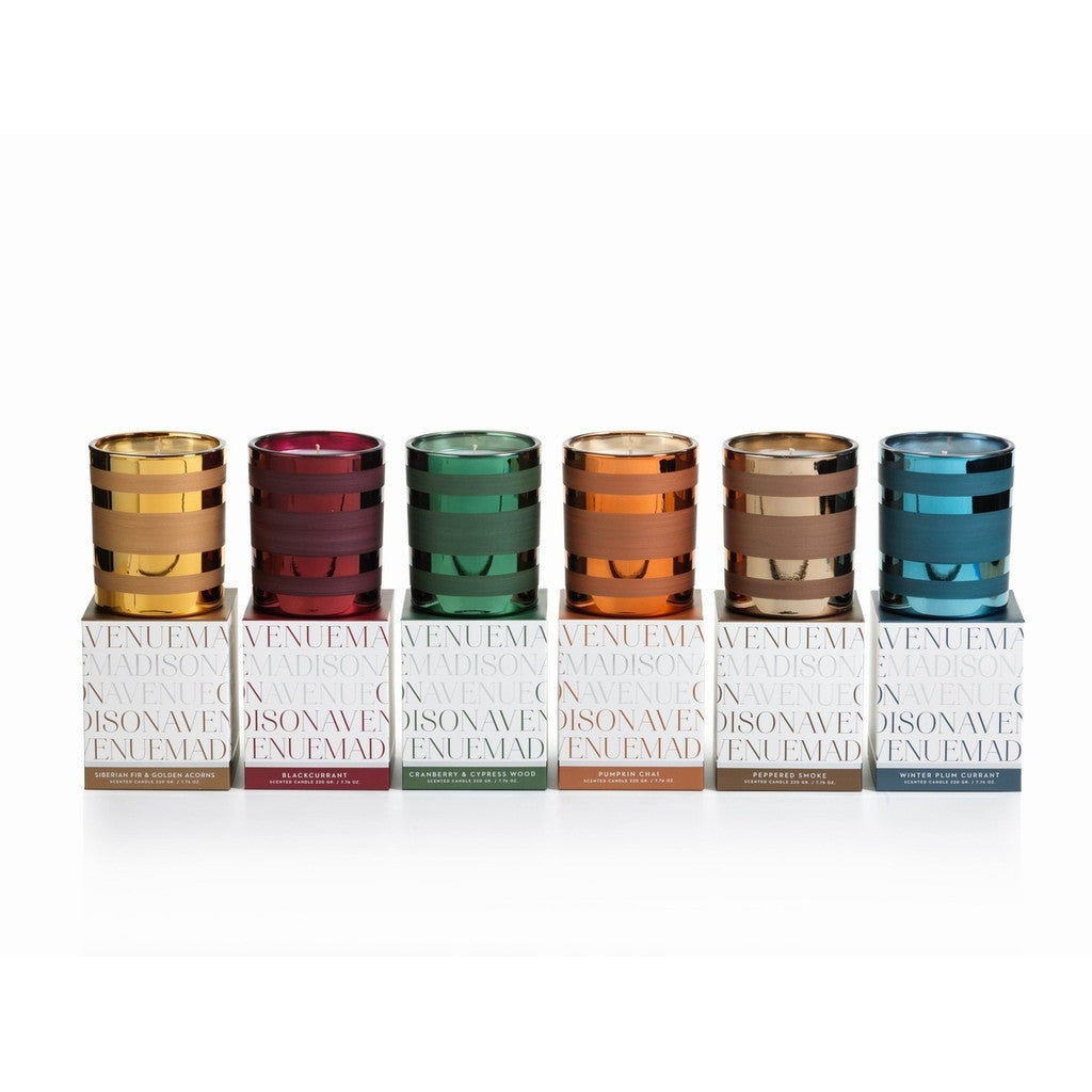 Madison Avenue Candle Jars -  - CARLYLE AVENUE - 1
