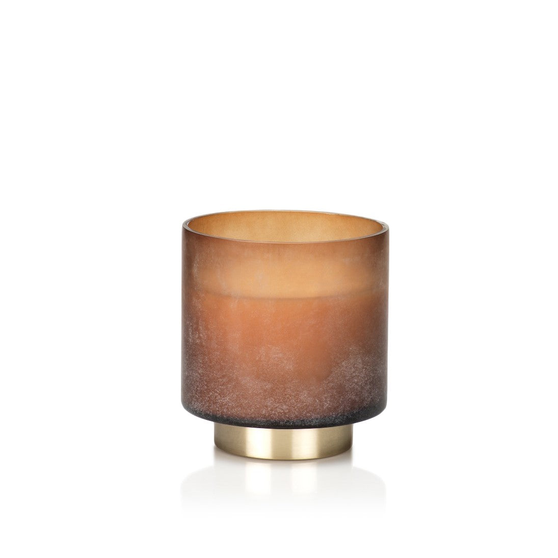 Cortina Scented Candle Jars and Hurricane - Amber - CARLYLE AVENUE