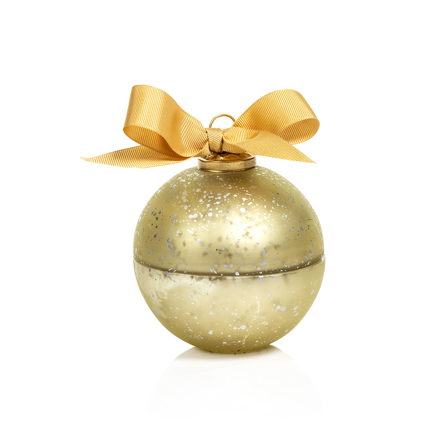 Ornament Shape Scented Candle