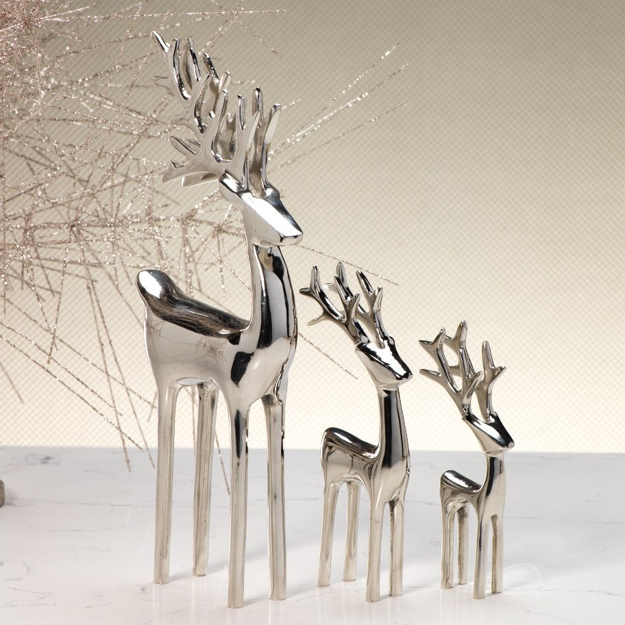 Reindeer Decorative Figures - CARLYLE AVENUE