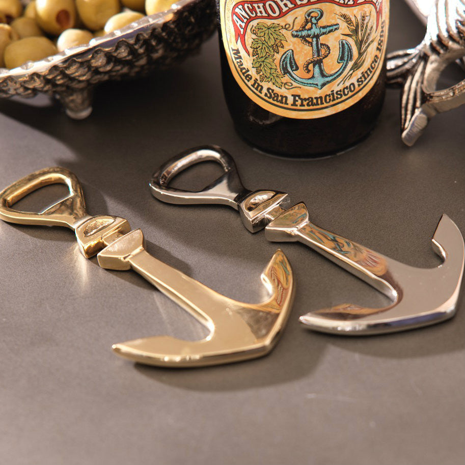 Anchor Bottle Opener - CARLYLE AVENUE
