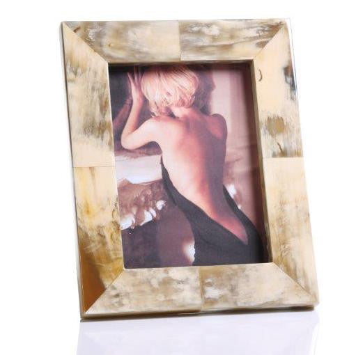 Colourful Horn Photo Frame - 5 x 7 - CARLYLE AVENUE