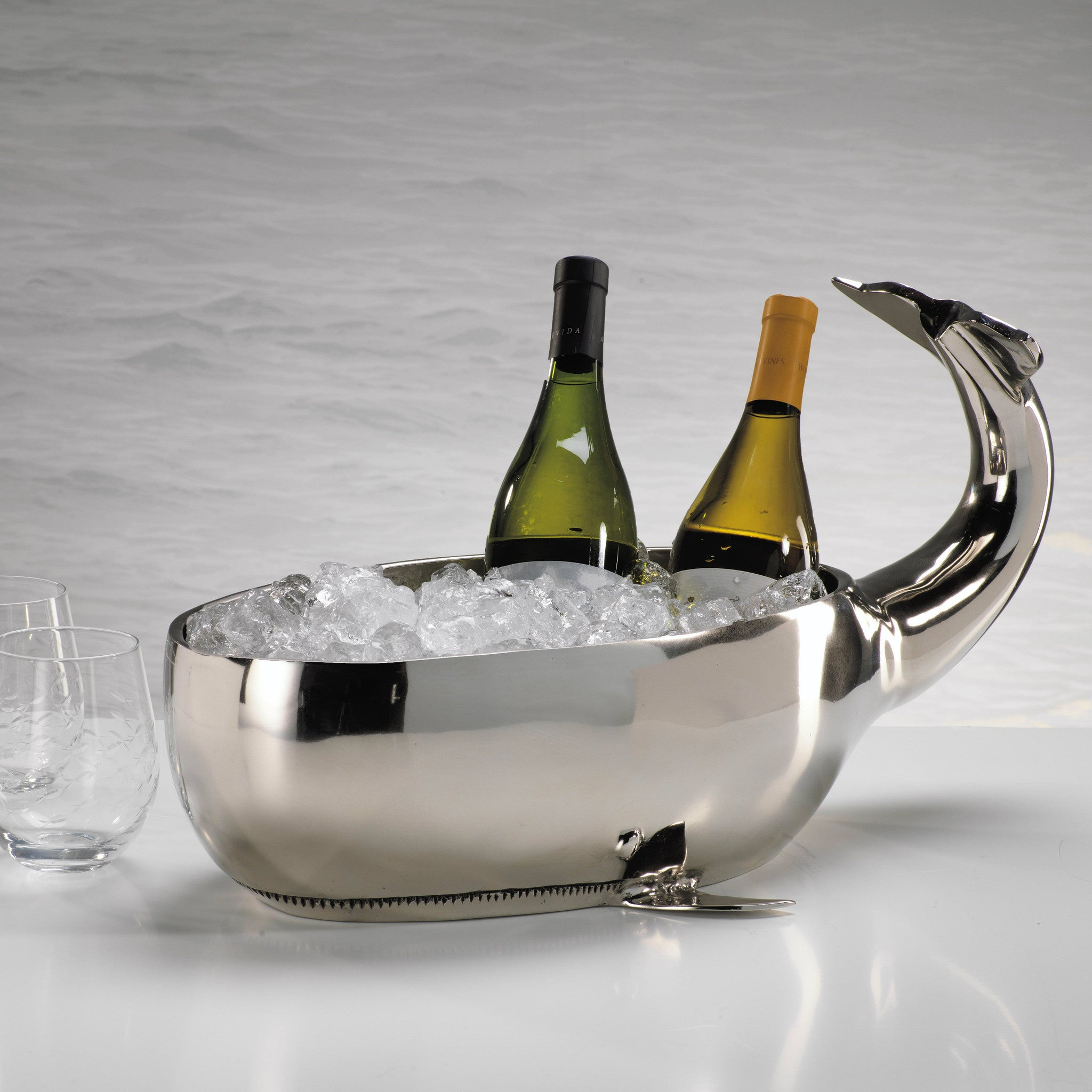 Whale Design Bowl / Beverage Tub -  - CARLYLE AVENUE - 2