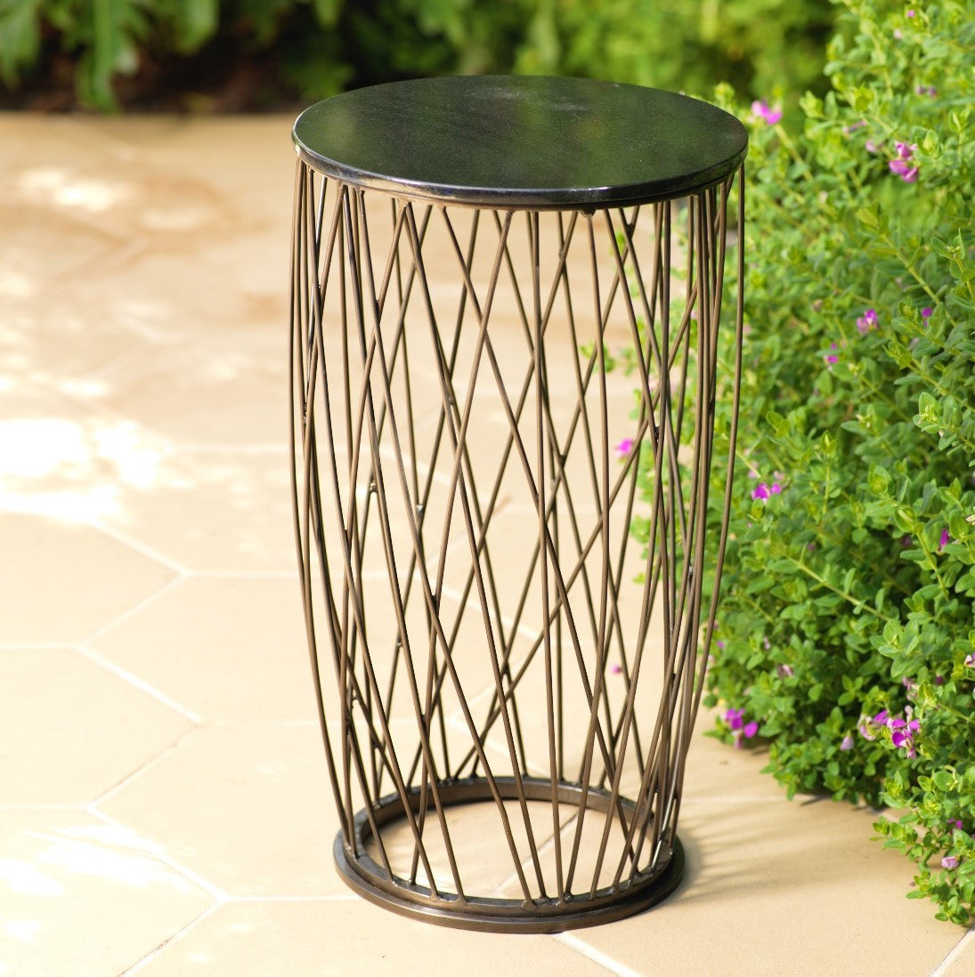 Arches Side Table - CARLYLE AVENUE