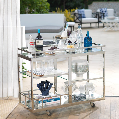 Hampton Bar Cart / Trolley