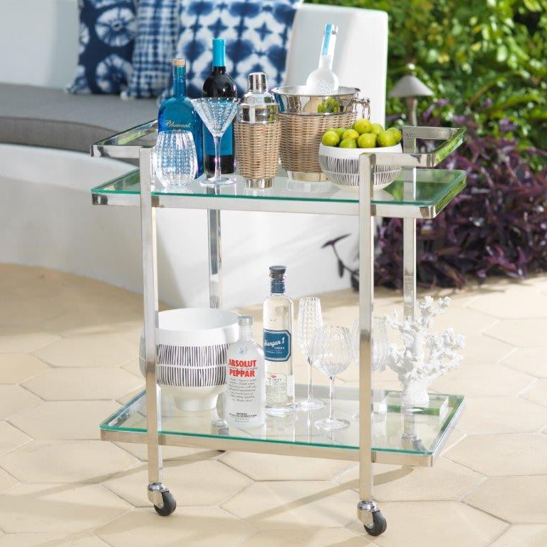 Veneto Serving Cart