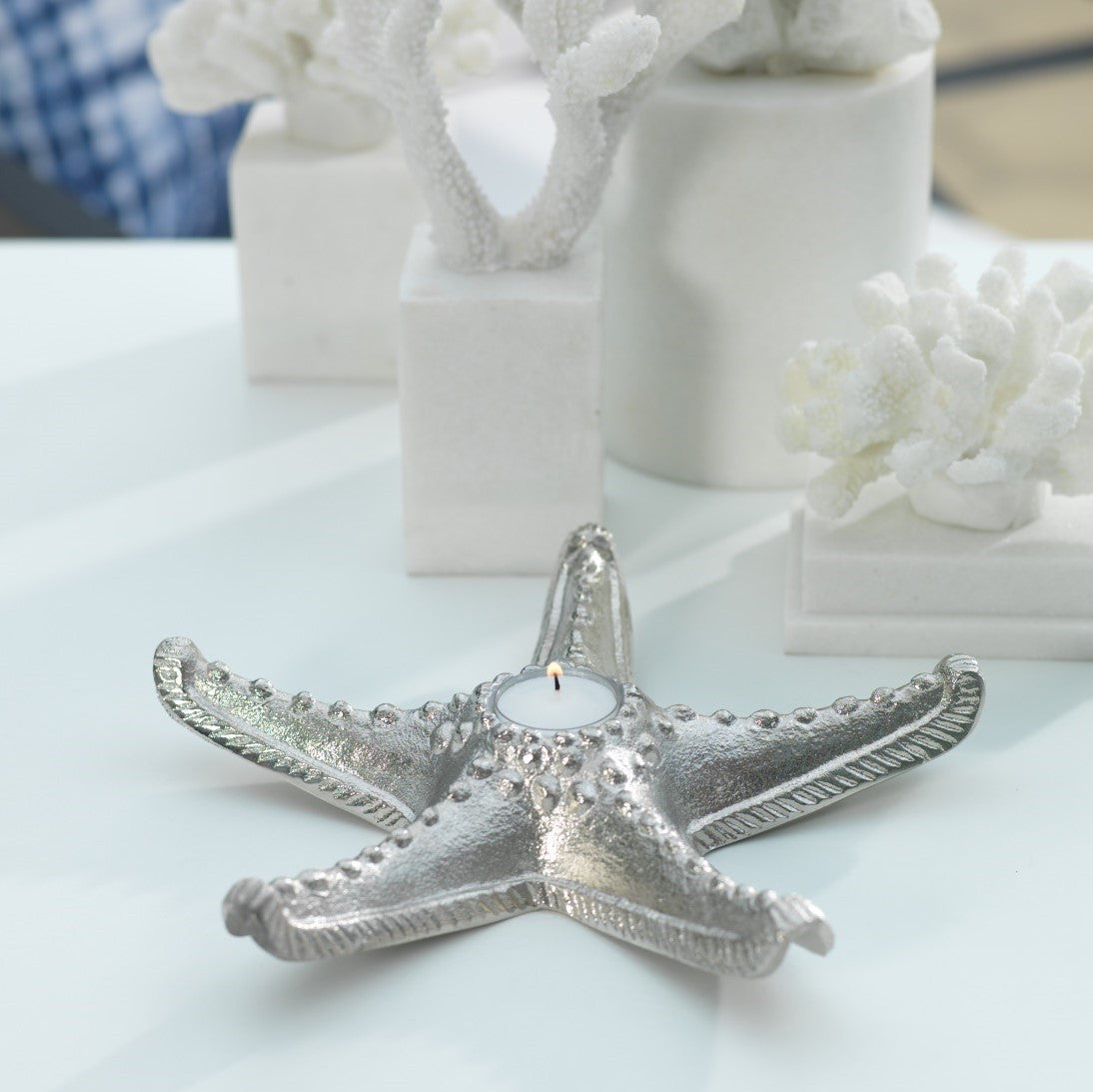Jumby Bay Starfish Tealight Holder