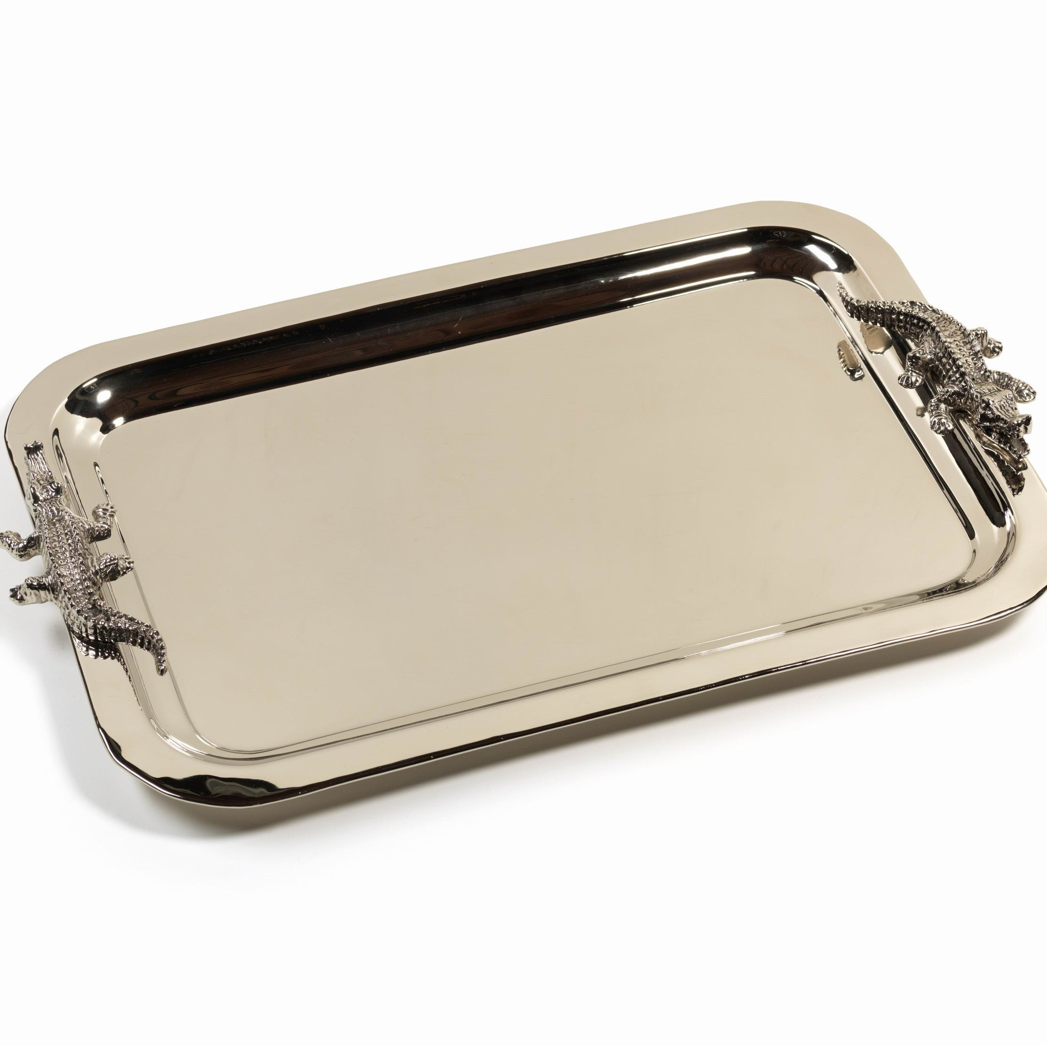 Crocodile Serving Tray - CARLYLE AVENUE