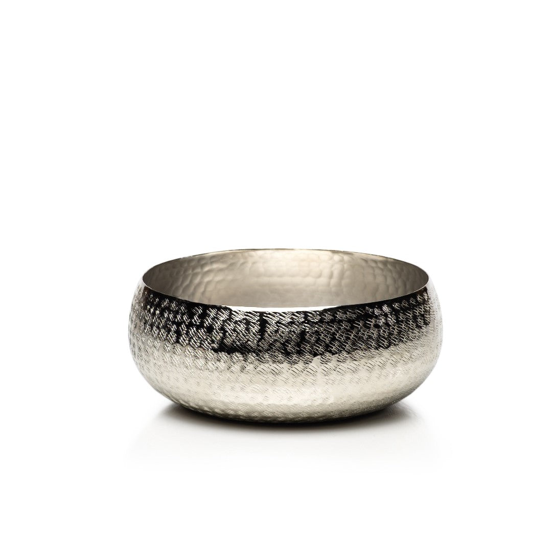 Cortina Nickel Bowl - CARLYLE AVENUE