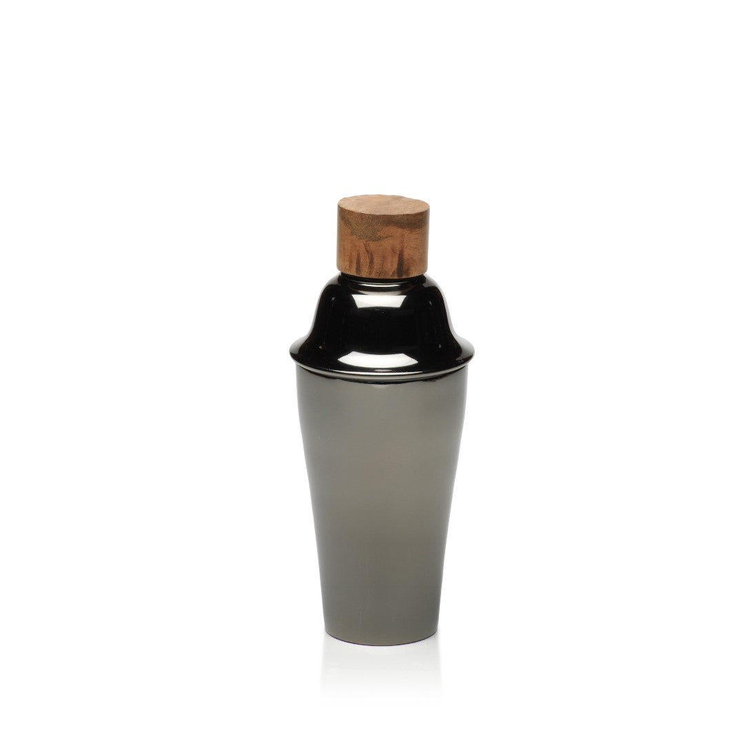 Cortina Cocktail Shaker - Nickel - CARLYLE AVENUE