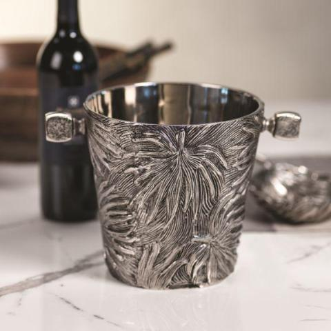 Palm Aluminum Wine Cooler