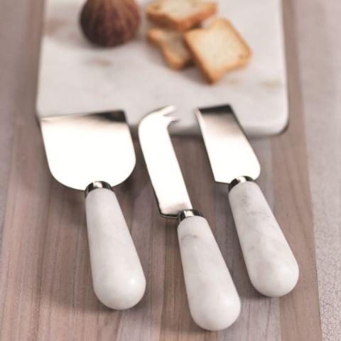 Marble Cheese Tool Set - CARLYLE AVENUE