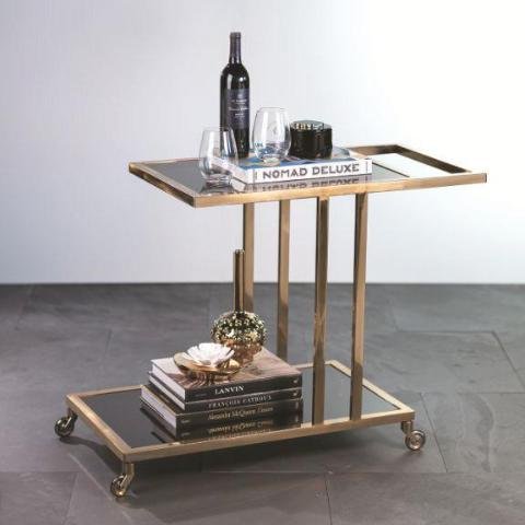 Montenegro Bar Cart - CARLYLE AVENUE